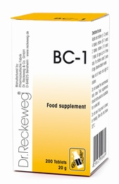 Dr Reckeweg BC-1 200 Tablets - BULK OFFER!
