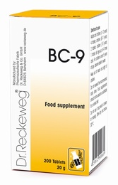 Dr Reckeweg BC-9 200 Tablets - BULK OFFER!