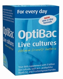 Optibac For Every Day 30 Capsules