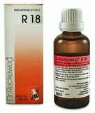 Dr Reckeweg R18 Drops 50 ml