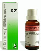 Dr Reckeweg R21 Drops 50 ml
