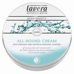 Lavera Basis Sensitive Organic All Round Moisturising Cream  150ml