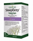 Natures Aid SleepEezy Valerian Root Extract 150mg 60 Tablets (Licensed)
