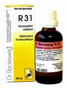 Dr Reckeweg R31 Drops 50 ml