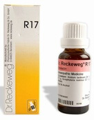 Dr Reckeweg R17 Drops 50 ml