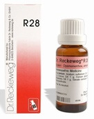 Dr Reckeweg R28 Drops 50 ml