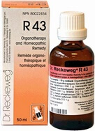 Dr Reckeweg R43 Drops 50 ml