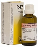 Dr Reckeweg R47 Drops 50 ml