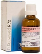 Dr Reckeweg R72 Drops 50 ml