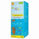 Natures Aid Kidz Omega-3 (with Vitamin D3) Fish Oil 150ml