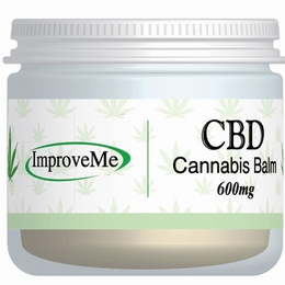 ImproveMe CBD Balm 400mg 40g - SPECIAL OFFER!