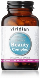 Viridian Ultimate Beauty Complex 60 Vegetable Capsules