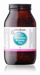 Viridian Ultimate Beauty Tea Organic 50g