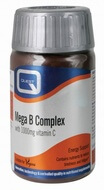 Quest Mega B Complex plus 1000 mg Vitamin C 30 Tablets