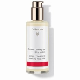 Dr Haushka Lemon Lemongrass Vitalising Body Milk