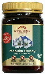 NELSONS MANUKA HONEY 30+