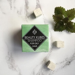Beauty Kubes - PLASTIC FREE SOLID SHAMPOO KUBES FOR OILY HAIR
