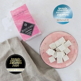 Beauty Kubes - PLASTIC FREE SOLID SHAMPOO KUBES - NORMAL TO DRY HAIR