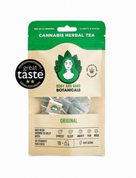 Cannabis Herbal Tea | Original