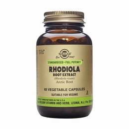 Rhodiola Root Extract - 60 vegetable capsules