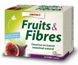 Ortis Ortisan Fruits and Fibre 24 Cubes