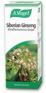 A Vogel Siberian Ginseng (Eleutherococcus) Tincture 50ml