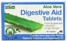 Optima Health Aloe Pura Aloe Vera Digestive Aid 60 Tablets