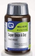 Quest Super Once A Day Timed Release Multivitamin 30 Tablets