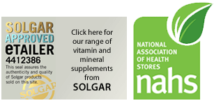 Solgar Approved eTailer | National Association of Health Stores
